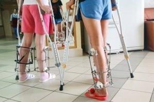 Травмы костей ног